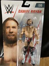 WWE Mattel Daniel Bryan Basic Series 96 Wrestling Figure Smackdown Yes Toy