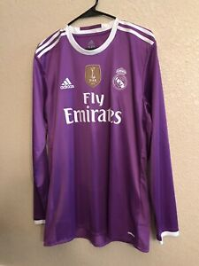 Real Madrid Sergio Ramos Player Issue Adizero  Football Shirt Soccer Jersey