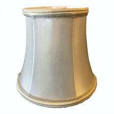 Off White Stain Shade for : Chandelier , Table lamp, Floor lamp , Wall lamp