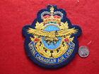 Original Canadian - Royal Canadian Air Cadets Jacket Crest/Badge