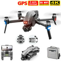 4DRC M1 PRO GPS RC Drone Camera 4K 5G Wifi 2-axis Brushless Quadcopter 2021 NEW
