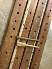 Antique Wooden Hand Quilting Frame