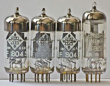 TELEFUNKEN TAB V76 TUBE SET NOS 3 TELEFUNKEN EF804S plus PHILIPS E83F TESTED