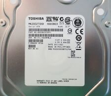 Toshiba HDD3B03 2TB Internal 7200RPM 3.5