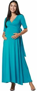 HAPPY MAMA Women's Maternity Breastfeeding Baby shower dress 1370