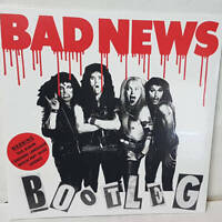 Bad News Bootleg LP VINYL Back On Black 2019 NEW