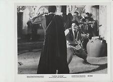 ELVIS PRESLEY MGM 1965 ORIGINAL VINTAGE 8X10 PHOTO FIGHT SCENE FROM HARUM SCARUM