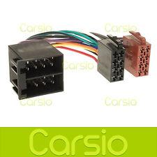 Male to Female PC2-36-4 ISO Lead Wiring Harness adaptor Radio car