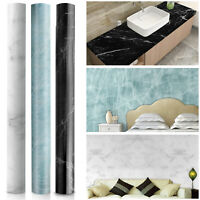 Marble Contact Paper Wallpaper Self-adhesive Wall Stickers Peel&Stick Vinyl Film