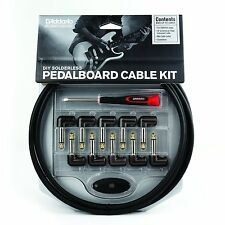 Planet Waves Solderless Pedal Board Custom Patch Cable Kit PW-GPKIT-10