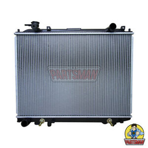 Radiator Ford Courier Ranger Mazda Bravo BT50 Diesel & Petrol 96-11 Manual & Aut