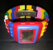Shhors Block Brick Adults Unisex Watch