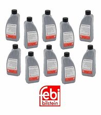 10-Liter's Automatic Transmission Fluid Equivalent to Esso LT71141 & ATF1
