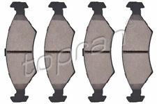 kit de plaquettes de frein avant Ford Escort/Orion 86 Fiesta Puma Sierra 1064763