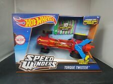 Hot Wheels Speed Winders Torque Twister Vehicle - Red- New In Sealed Box