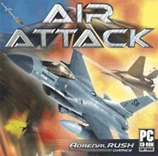 AIR ATTACK  Defeat Wave After Wave of Opposing Aircraft   PC Game   Brand New