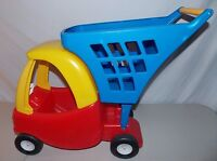 Little Tikes Tykes Cozy Coupe Grocery Shopping Cart