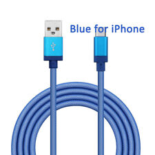 USB Cable For Apple iPhone 5 6S 7 Plus iPad Air Fast Data Charger 0.2M 1M 2M 3M