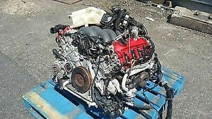 Audi RS4 B7 06-08 4.2 Fsi Complete Engine BNS 38000 Miles