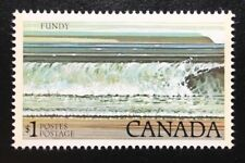 Canada #726 tagged MNH, Fundy National Park Definitive Stamp 1979