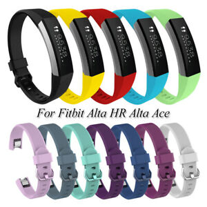 For Fitbit Alta HR Ace Silicone Wrist Strap Replacement Band Bracelet Wristbands