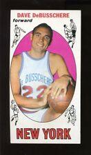 1969 Topps Basketball 15 card lot HOF ers & stars Wilkins DeBusschere Greer etc