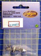 Carson 54923 Vis pour Axes Screw pour Axles 4 CR modélisme