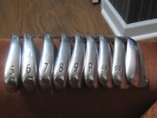 Titleist AP1 718 irons regular graphite 9 clubs 5-PW+ 48*, 53*, & 56* wedges