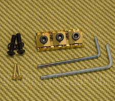 099-6807-200 Fender by Schaller Locking Gold R2 #7 Nut w/ Wrenches & Screws