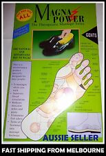 Magnetic Therapy Magnet Health Care Foot Massage Insoles Men/ Women Shoe Pad