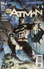 BATMAN THE NEW 52 #2 NEAR MINT JIM LEE VARIANT COVER (2nd series 2011)