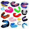 GEL MAX PRO™ Shock Mouthguard Gum Shield Adult Boxing MMA Sports Protective Gear