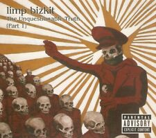 Limp Bizkit - The Unquestionable Truth (Part 1) (CD 2005) Enhanced; FREE UK P&P