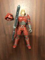 Star Wars Luke Skywalker Imperial Guard 1996 Shadows Empire Loose Action Figure