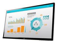 "HP V272 27"" Monitor NO STAND 1920x1080 7ms 1xDVI-D 1xVGA 1xHDMI 1xDisplayPort"
