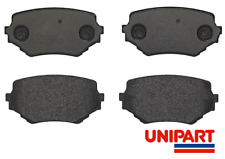 For Suzuki - Vitara 1994-98 / Grand Vitara 1 2 1998-08 Front Brake Pads Unipart