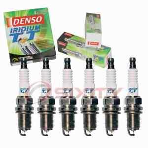 6 pc Denso 4706 Iridium TT Spark Plugs for 003 159 42 03 12 12 9 061 870 12 or