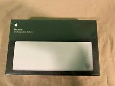 """Apple 13"""" MacBook Rechargeable Battery White MA561LL/A factory sealed"""