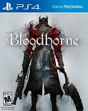 Bloodborne PS4 Game Brand New US version (English, Portuguese, Spanish, French)