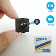 SQ11 Mini Camera Spy DV HD 1080p Hidden Nanny Video Recorder Cam Tiny screw DVR