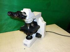Nikon Eclipse E400 Microscope With Objectives