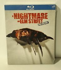 A Nightmare on Elm Street Collection: complete 9 movies Blu-ray Freddy vs Jason