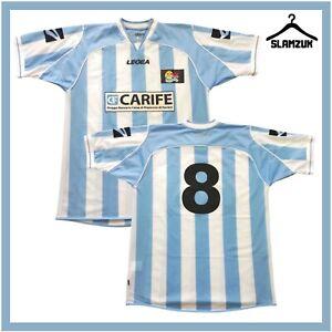SPAL Football Shirt Legea XL Home Soccer Jersey Ferrara Serie B 2008 2009 H72