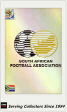 #33 South Africa Logo 2010 Panini World Cup Soccer Trading Card