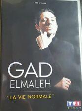 DVD du spectacle de GAD ELMALEH : La vie normale