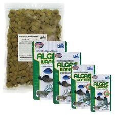 Hikari Algae Wafers 20g 40g 82g 250g 1Kg For Tropical Fish Pleco Plecos Discus