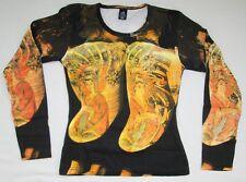SEXY HOT GIRL JAPAN TATTOO Rock Star Designer ViP All Over Print Art T-SHIRT g.S