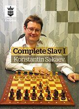 Complete Slav I. Enter a Grandmaster's Laboratory. By Sakaev, K. NEW CHESS BOOK