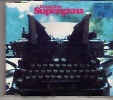 (DE934) SuperGrass, Going Out - 1996 CD