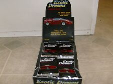 1X 1992 EXOTIC DREAMS PACK Fresh From Box Bulk Lot available Cars & Girls